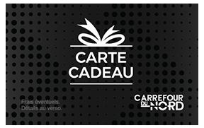solde carte cadeau carrefour Carte cadeau, l'idée cadeau par excellence | Carrefour du Nord